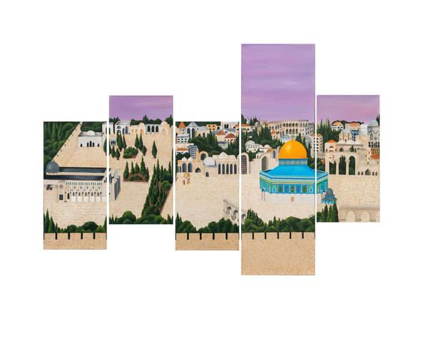 Jerusalem, The salient City
