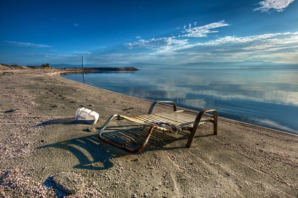 Abandoned Lounge Chair  Photography Art | Shaun McGrath Photography