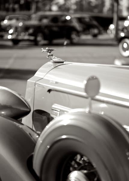 Packard Emblem Car Show California Art | Shaun McGrath Photography