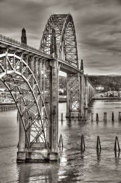 Yaquina Bay Bridge, Newport Art | Shaun McGrath Photography
