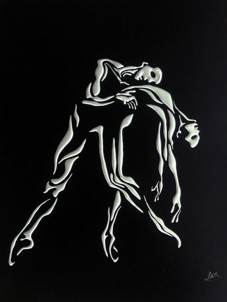 Lines In The Dark 5 Art | Alex Art Style
