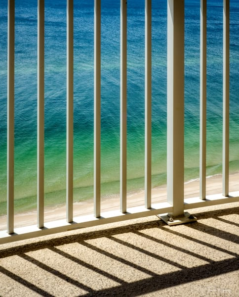 Balcony Dreams, 2020. Photograph by Thomas Wyckoff for sale as museum quality print.
