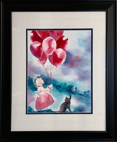 Reach High Art | Mickey La Fave