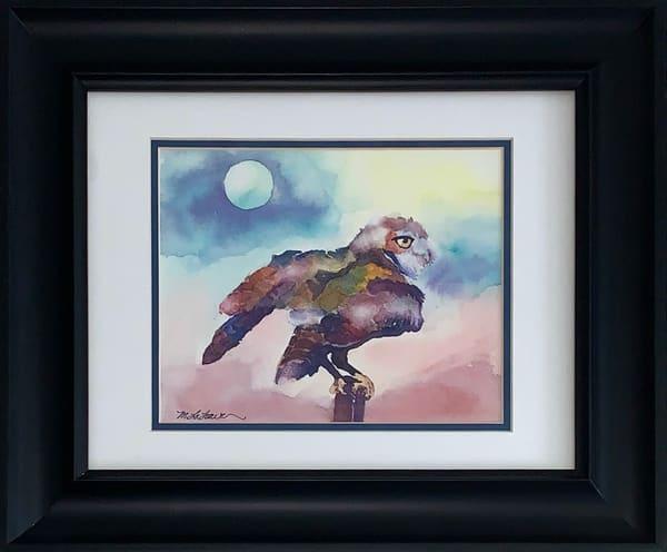 Bonnie's Owl Art | Mickey La Fave