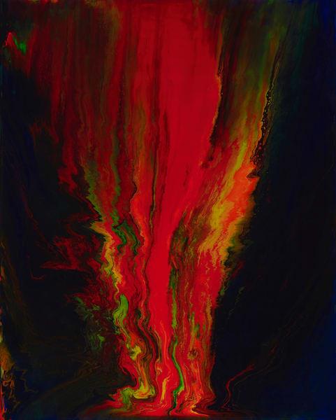 Print Of Mauna Loa  Art | Jack Ryser Art