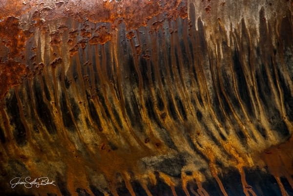 Rusted Pipe 2