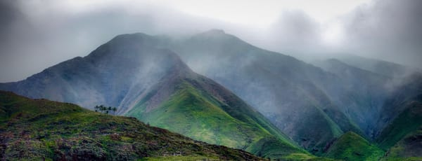West Maui Mountains I Photography Art | Soaring Whales Photography LLC