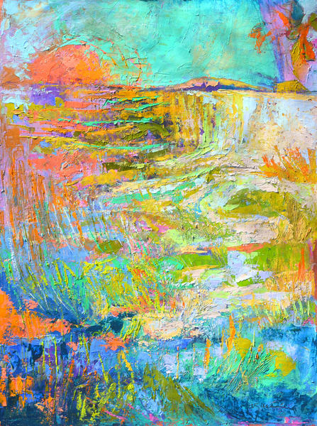 Radiant Heart Art | Dorothy Fagan Joy's Garden