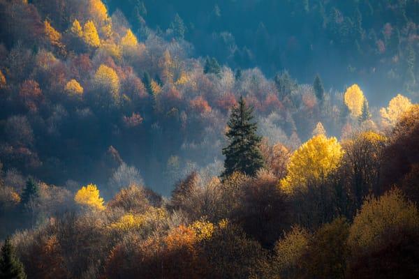 Autumn In Svaneti Photography Art | Laura Tidwell Photography