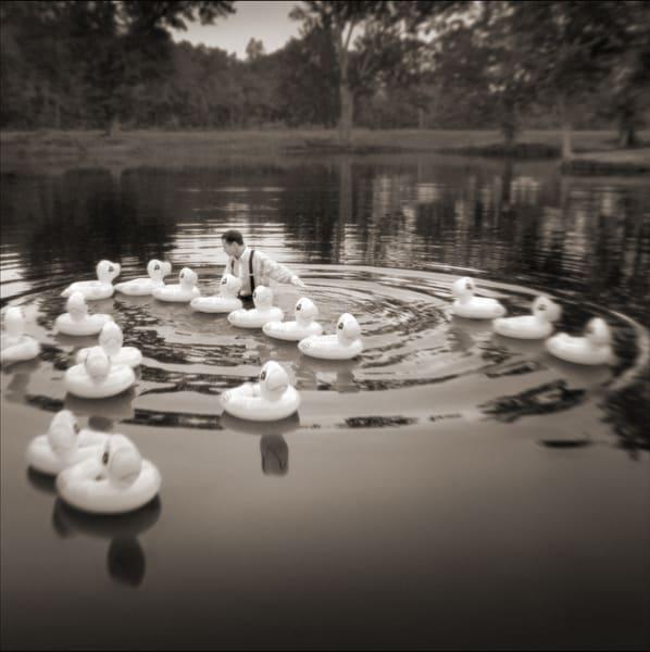 What You Gotta Do With Ducks Art | Cincy Artwork