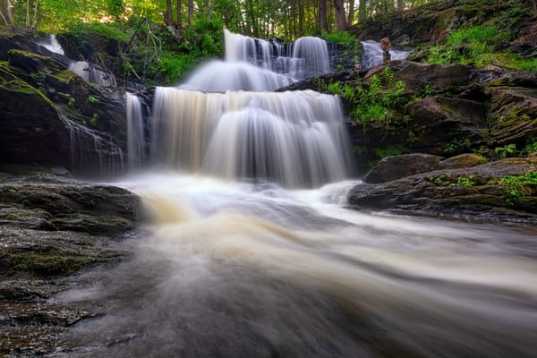 Garwin Falls | Shop Photography by Rick Berk