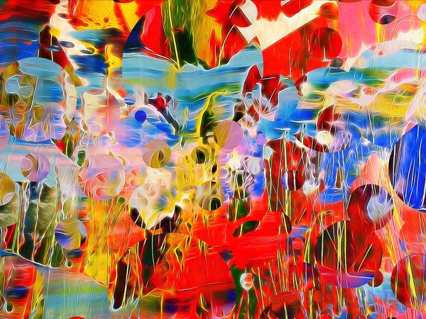 Contemplation 4 Art   Maciek Peter Kozlowski Art