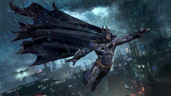 Arkham Bat