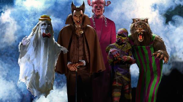 General Mills Monster Squad