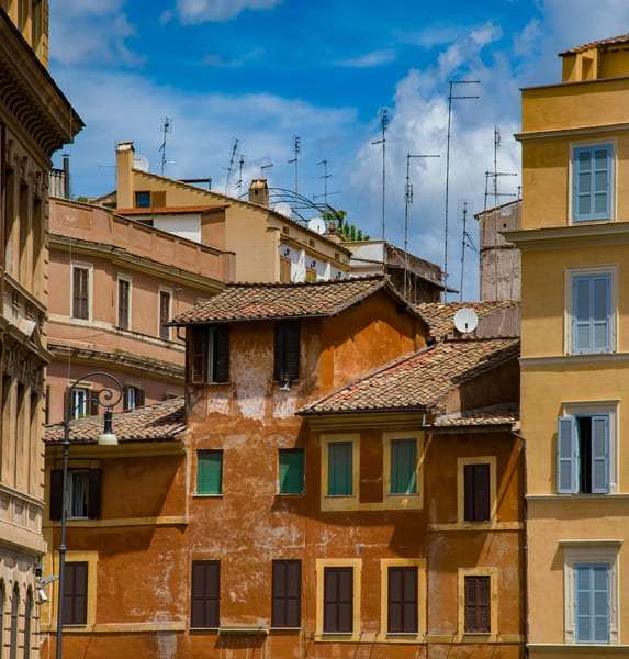 Rome Shutters, Italy/sold by Ben Asen Photography