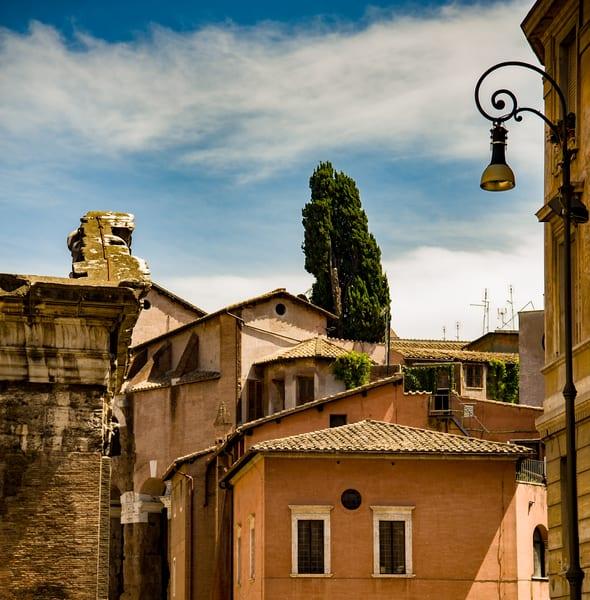 Trastevere, Rome/sold by Ben Asen Photography