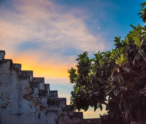 Stairway To Heaven, Vitigliano Italy/sold at Ben Asen Photography