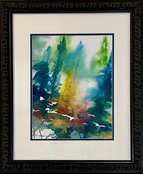 Autumn Forest Art | Mickey La Fave
