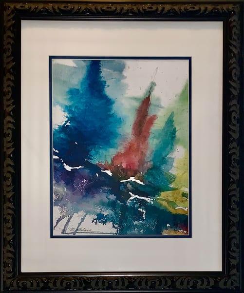 Autumn Forest Ii Art | Mickey La Fave
