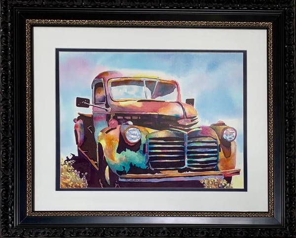 Glorious Rust Art | Mickey La Fave