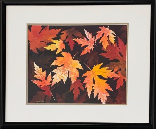 Last Leaves Art | Mickey La Fave