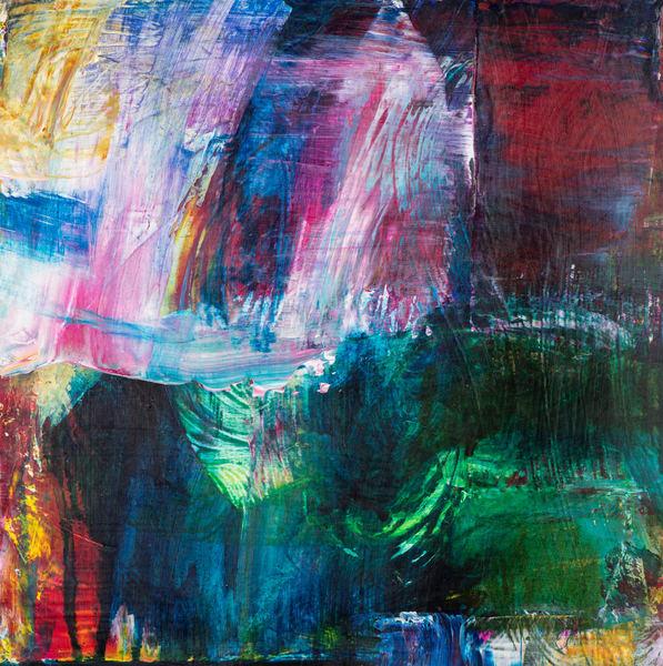 Her Hands Open In The Wind Art | Éadaoin Glynn