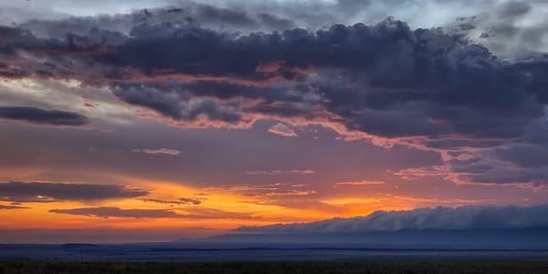 Mara Sunset Photography Art | Carol Brooks Parker Fine Art Photography