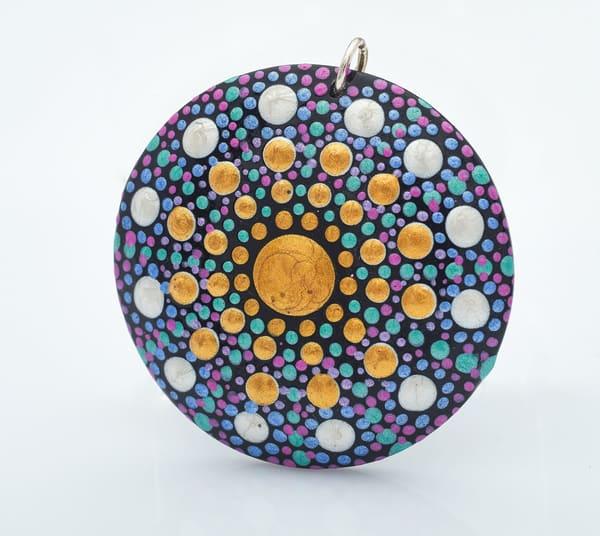 Stunning Wonderful Circle Pendant (D)