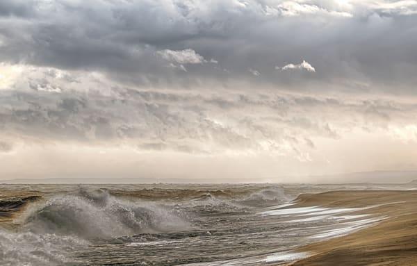 South Beach After Storm Art | Michael Blanchard Inspirational Photography - Crossroads Gallery