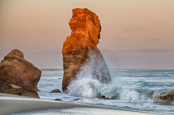 Lucy Vincent Rock Wave Art | Michael Blanchard Inspirational Photography - Crossroads Gallery