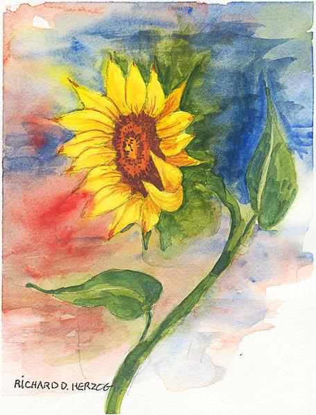 Sunflowers 6 Art | Cincy Artwork