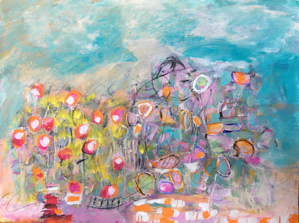 Reflection Of My Heart Art | Mary Kinzelberg Art