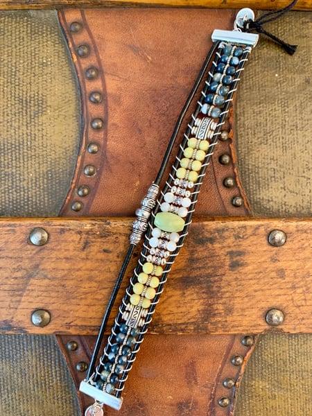 Yummy Lime Bracelet Art | Mickey La Fave