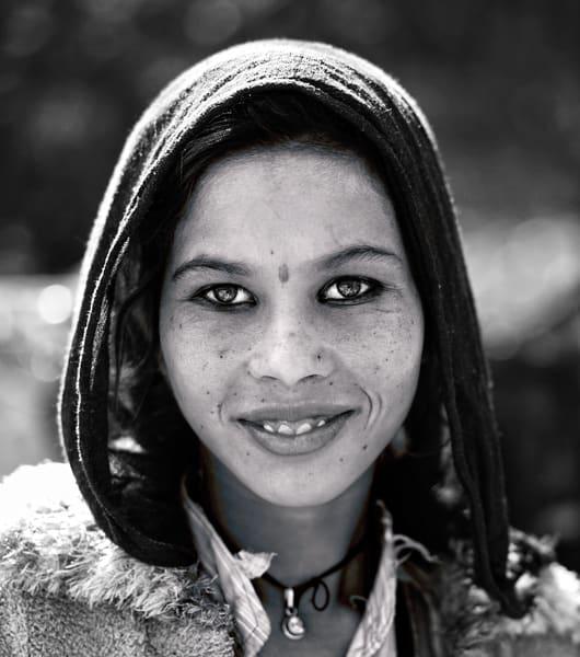 Indian Beauty Art | Danny Johananoff