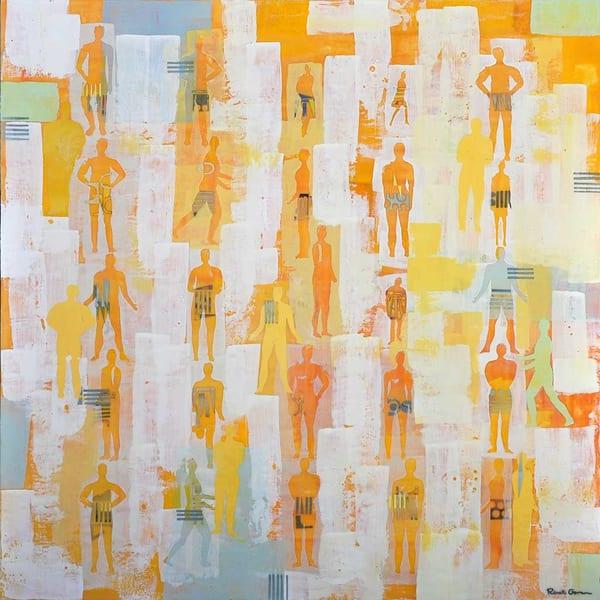 Social Distance Art | Rinat Goren