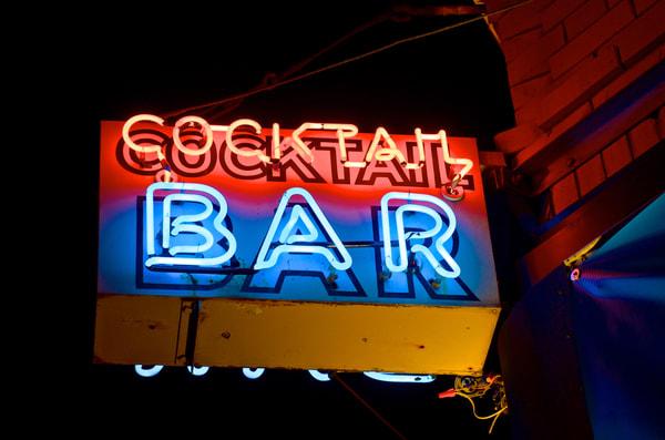 Cocktail Bar Art | Shaun McGrath Photography