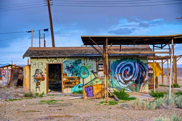 Graffiti Shack Art   Shaun McGrath Photography