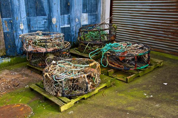 Crab Pots  Art | Shaun McGrath Photography