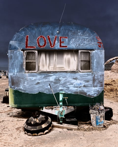 Love Trailer Art | Shaun McGrath Photography