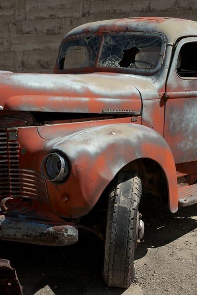Vintage International Truck Art | Shaun McGrath Photography