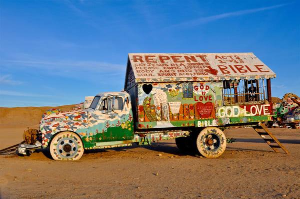 Repent Truck Art | Shaun McGrath Photography