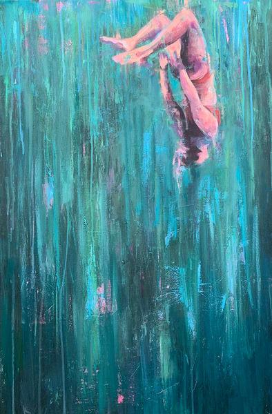 Free Fall Art | Atelier Steph Fonteyn
