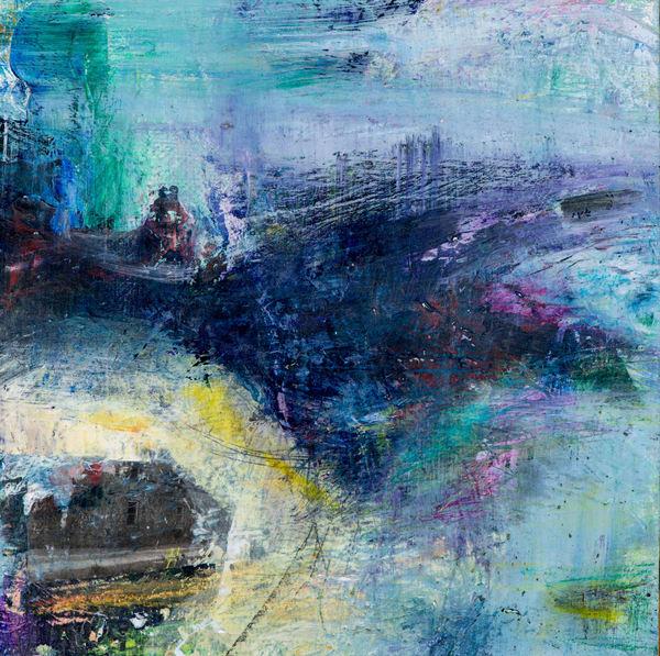 She Used To Live Here Art | Éadaoin Glynn