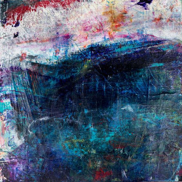 The Hill Of My Dreams Art | Éadaoin Glynn
