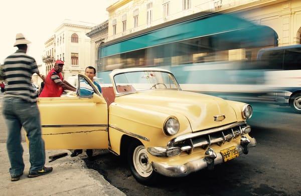 Havana Swipe Art | Danny Johananoff