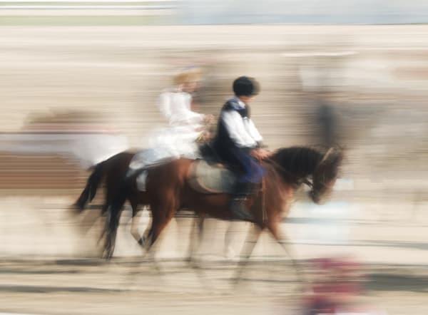 Kyrgyz Riders Art | Danny Johananoff