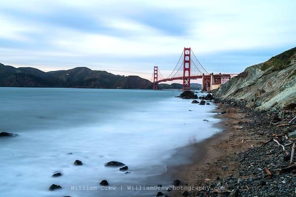 Golden Gate Exposure - Scenic Landscape Wall Murals