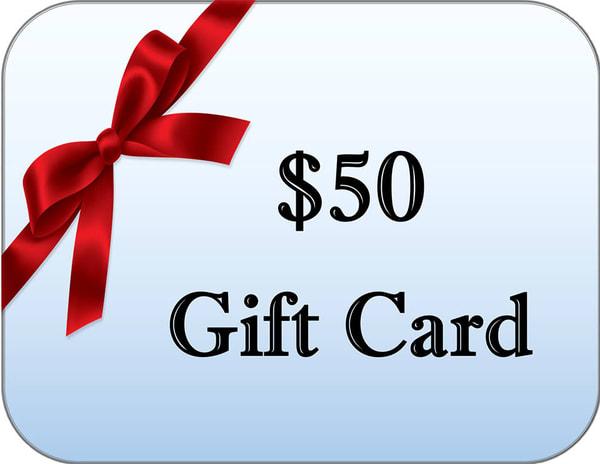 $50 Gift Card | Bellz Artistry