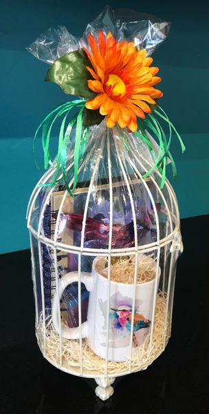 Bird Gift Basket