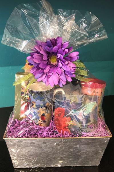 Color & Joy Gift Basket